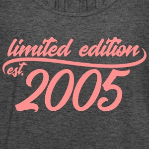 Limited Edition est 2005 - Women's Tank Top by Bella