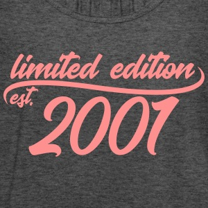 Limited edition est 2001 - Women's Tank Top by Bella
