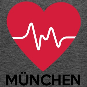 heart Munich - Women's Tank Top by Bella