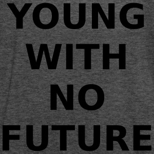 YOUNG WITH NO FUTURE - Women's Tank Top by Bella