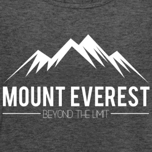 Everest Beyond the Limit - Women's Tank Top by Bella