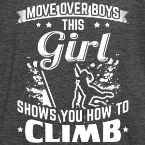 Climb MOVEOVER - Women's Tank Top by Bella