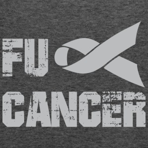 Fuck Cancer Shirt - Women's Tank Top by Bella
