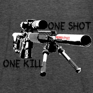 sniper ONe KILL ONe Shot - Frauen Tank Top von Bella