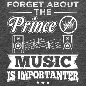 music FORGET PRINCE - Frauen Tank Top von Bella