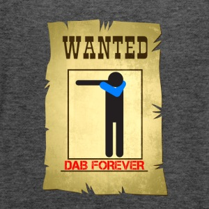 WANTED DAB / All seek dab - Women's Tank Top by Bella