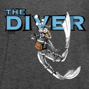 the_diver - Women's Tank Top by Bella