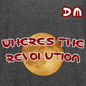 DM Where's The Revolution - Vrouwen tank top van Bella
