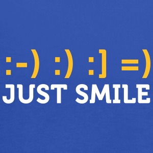 Just Smile! - Women's Tank Top by Bella