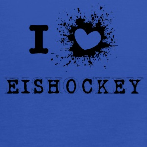 iLove Hockey - Women's Tank Top by Bella