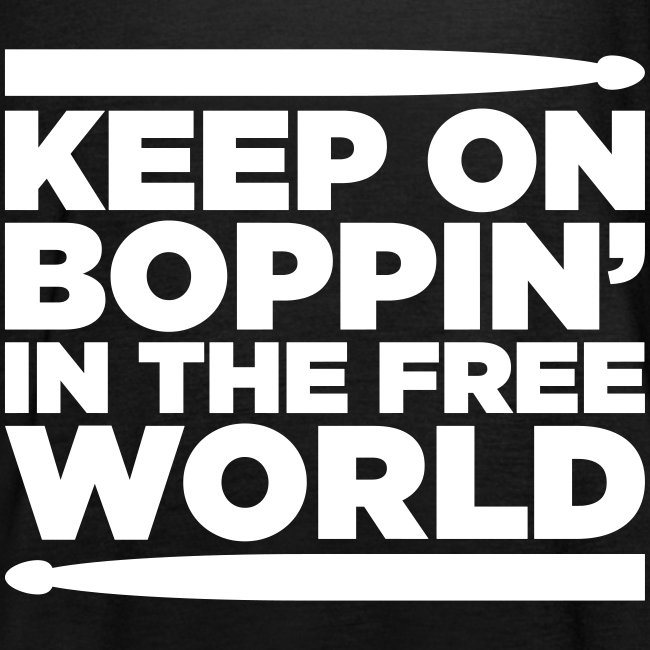 Keep on Boppin'