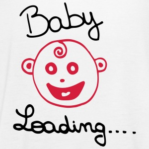 Baby loading - Current Baby - pregnancy - Women's Tank Top by Bella