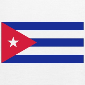 National Flag Of Cuba - Tanktopp dam från Bella