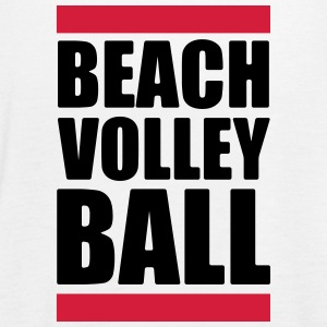 volleyball T-Shirt - Beachvolleyball Shirt - Beach - Frauen Tank Top von Bella