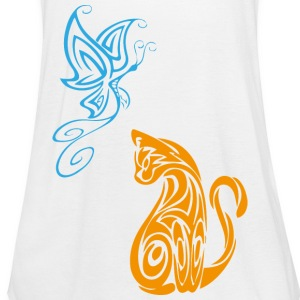 Beauty Animal - Animal Beauty - Women's Tank Top by Bella