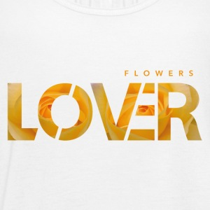 Lovers Flowers - Yellow - Tanktopp dam från Bella