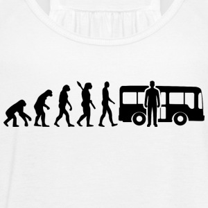 Evolution bus driver bus driver b - Women's Tank Top by Bella