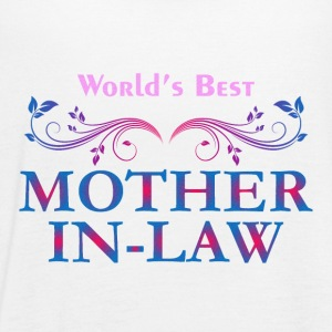 World Best Mother in law - Women's Tank Top by Bella