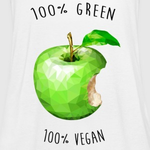 100% GREEN- 100% VEGAN - Women's Tank Top by Bella