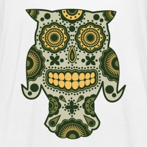 Magic Forest Sugar Skull - Women's Tank Top by Bella