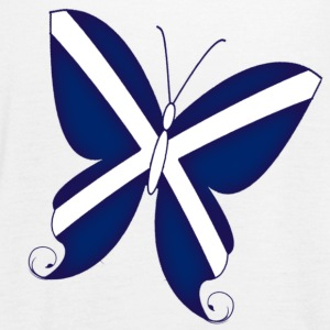 Scottish Butterfly - Women's Tank Top by Bella
