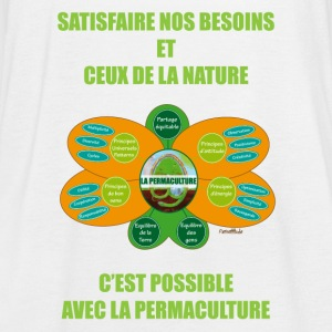 Ethics and Principles of Permaculture - Women's Tank Top by Bella