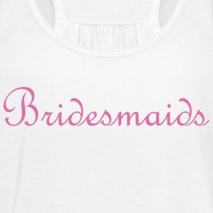 bridesmaids - Singlet for kvinner fra Bella