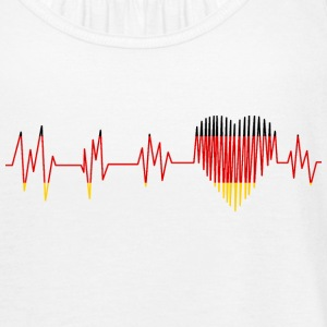 GERMANIA GERMANIA PULSE CUORE - Top da donna della marca Bella