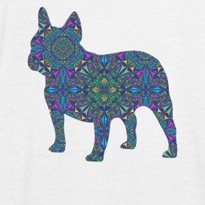 French Bulldog French Bulldog T-shirt - Top da donna della marca Bella