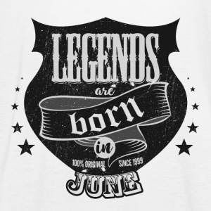 All legends born June birthday gift - Women's Tank Top by Bella
