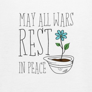 May All Wars Rest In Peace - Frauen Tank Top von Bella