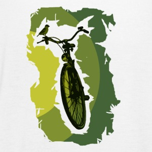 Bike & Ptak - Tank top damski Bella