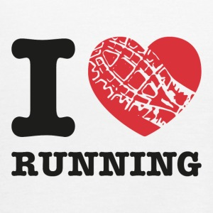 i love running - Women's Tank Top by Bella
