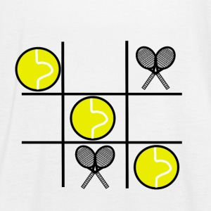 x and o TENNIS - Women's Tank Top by Bella