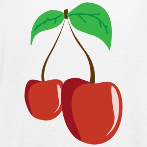Cherry Love - Singlet for kvinner fra Bella