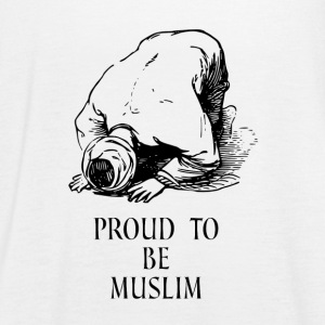 PROUD MUSLIM T-SHIRT - Frauen Tank Top von Bella