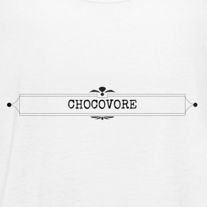 CHOCOLATE ADDICT - Women's Tank Top by Bella