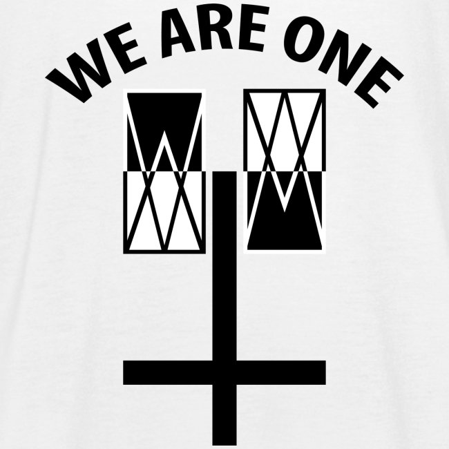WE ARE ONE x CROSS