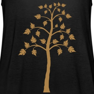 tree 4 - Women's Tank Top by Bella