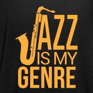 Jazz - My genre - Women's Tank Top by Bella