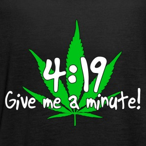 4:19 Give me a minute! - Women's Tank Top by Bella