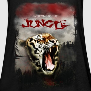 Welcome to the jungle - Frauen Tank Top von Bella