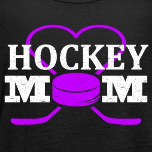Hockey mom - Dame tanktop fra Bella
