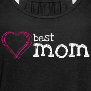 Best Mom - Frauen Tank Top von Bella