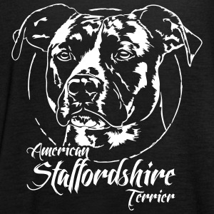 AMERICAN STAFFORDSHIRE TERRIER 2 - Women's Tank Top by Bella