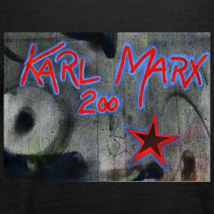 marx grafitti - Women's Tank Top by Bella