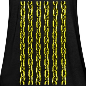 golden Chain - Frauen Tank Top von Bella