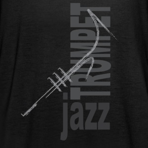 Jazz Trumpet - Women's Tank Top by Bella