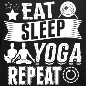 Yoga EAT SLEEP - Women's Tank Top by Bella