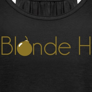Blonde pm - Frauen Tank Top von Bella